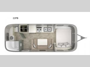 Bambi 22FB Floorplan Image