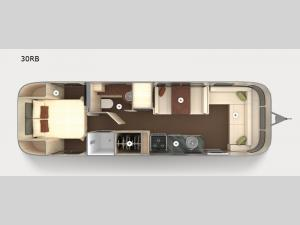 International Serenity 30RB Floorplan Image