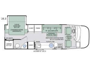 Axis 25.3 Floorplan Image