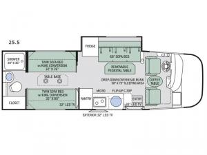 Axis 25.5 Floorplan Image