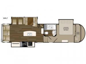 ElkRidge 30RLT Floorplan Image