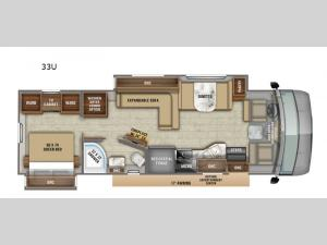 Precept 33U Floorplan Image