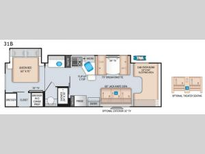 Chateau 31B Floorplan Image