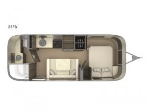 International Signature 23FB Floorplan Image