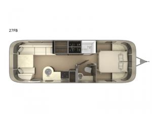 International Signature 27FB Floorplan Image