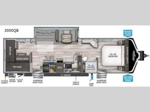 Imagine 3000QB Floorplan Image
