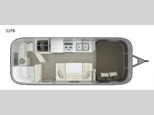 Sport 22FB Floorplan Image
