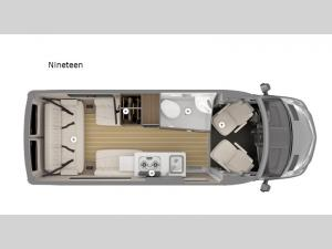 Tommy Bahama Interstate Nineteen Floorplan Image
