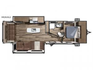 Mesa Ridge Limited MR291RLS Floorplan Image