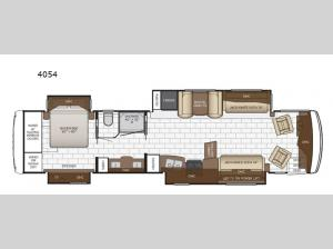 Kountry Star 4054 Floorplan Image