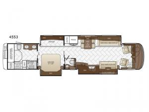Mountain Aire 4553 Floorplan Image