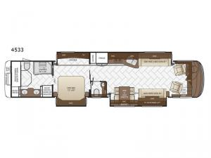 Mountain Aire 4533 Floorplan Image