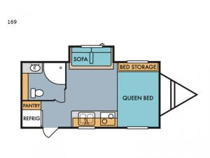 Retro 169 Floorplan Image