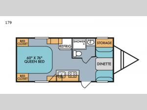 Retro 179 Floorplan Image