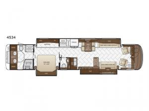 Mountain Aire 4534 Floorplan Image