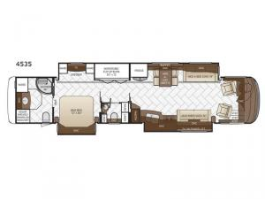 Mountain Aire 4535 Floorplan Image