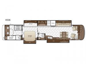 Mountain Aire 4536 Floorplan Image