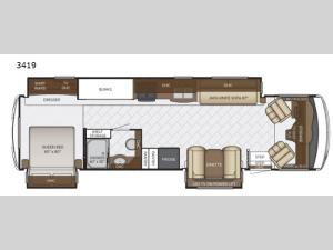Bay Star 3419 Floorplan Image