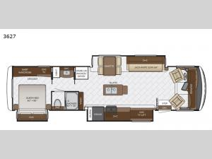 Canyon Star 3627 Floorplan Image