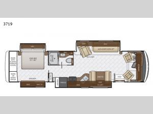 Canyon Star 3719 Floorplan Image