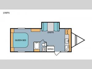 Retro 199FK Floorplan Image