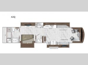 Revolution 42Q Floorplan Image
