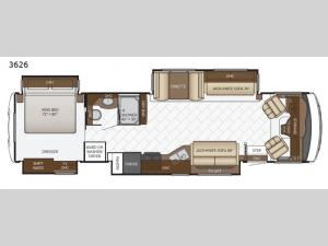 Bay Star 3626 Floorplan Image