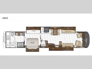 London Aire 4543 Floorplan Image