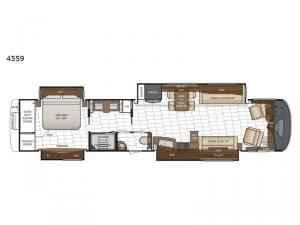 London Aire 4559 Floorplan Image
