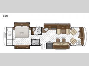 New Aire 3541 Floorplan Image
