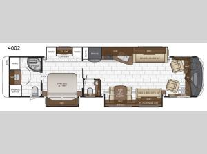Mountain Aire 4002 Floorplan Image