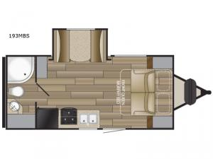 Shadow Cruiser 193MBS Floorplan Image