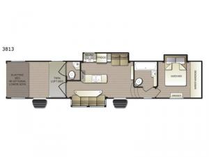 Powerlite 3813 Floorplan Image