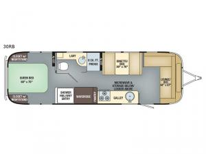 International Signature 30RB Floorplan Image