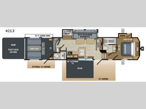 Seismic 4213 Floorplan Image