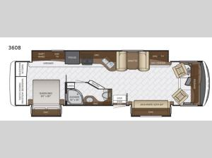 Canyon Star 3608 Floorplan Image