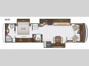 Canyon Star 3646 Floorplan Image
