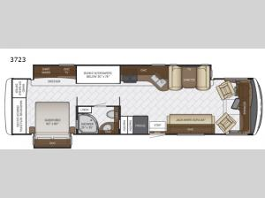 Canyon Star 3723 Floorplan Image
