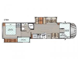 Force 37BH Floorplan Image