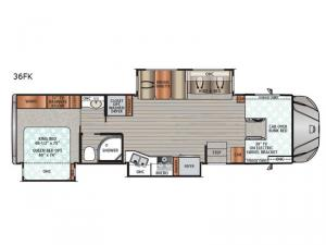 Force 36FK Floorplan Image