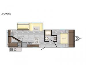 Zinger ZR299RE Floorplan Image