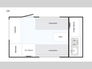 T@B 320 CS Floorplan Image