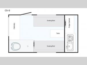 T@B 320 CS-S Floorplan Image