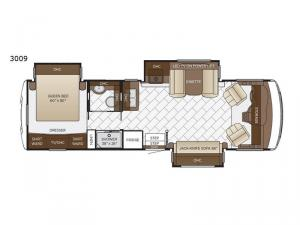 Bay Star 3009 Floorplan Image