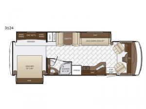 Bay Star 3124 Floorplan Image