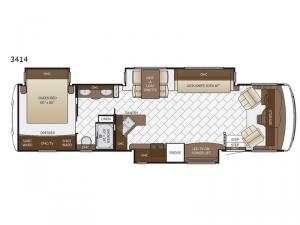 Bay Star 3414 Floorplan Image