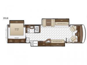 Bay Star 3518 Floorplan Image