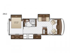 Bay Star Sport 2812 Floorplan Image