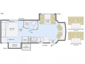 Cambria 27K Floorplan Image