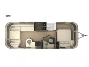 International Signature 25FB Floorplan Image